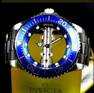 2 LEFT IN STOCK-new Invicta Mechanical Men's Watch